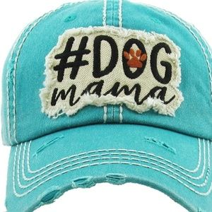 Accessories - #Dog Mama - Cap